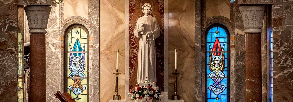 Seton Shrine Novena