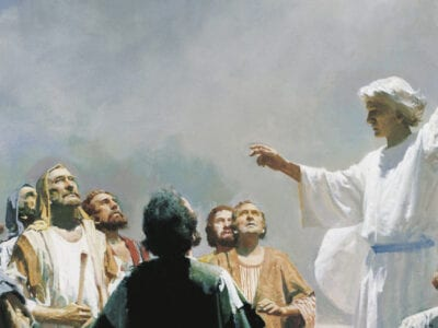 The Ascension: What Mother Seton Found in the Sky
